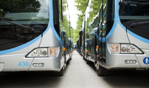 Seguro para ônibus de turismo