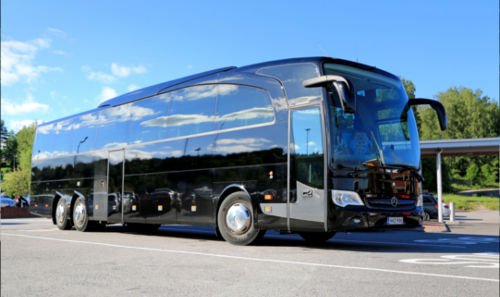 Seguro para ônibus de fretamento