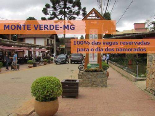 Monte Verde reabre no dia dos namorados e aquece o Turismo